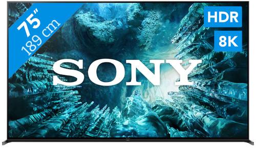 Sony 8K KD-75ZH8 (2020) Main Image