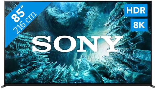 Sony 8K KD-85ZH8 (2020) Main Image