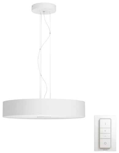 Philips Hue Fair hanglamp White Ambiance Bluetooth Wit Main Image