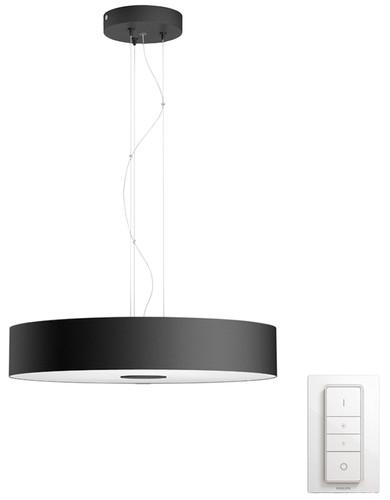 Philips Hue Fair hanglamp White Ambiance Bluetooth Zwart Main Image