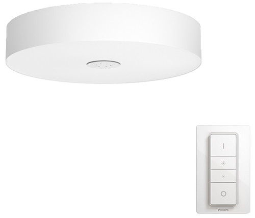 Philips Hue Fair plafondlamp White Ambiance Bluetooth Wit Main Image