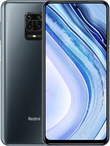 Xiaomi Redmi Note 9 Pro 64GB Gray Main Image