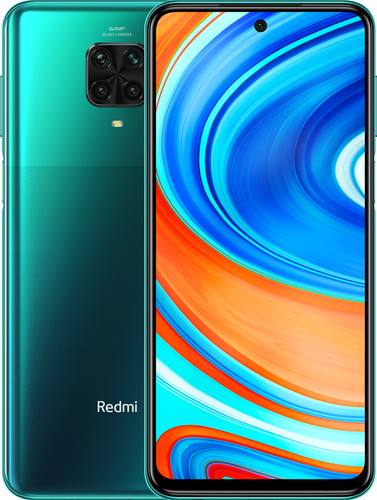 Xiaomi Redmi Note 9 Pro 64 GB Groen Main Image