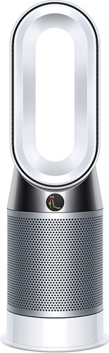 Dyson Pure Hot + Cool White/Silver - 2018 Main Image