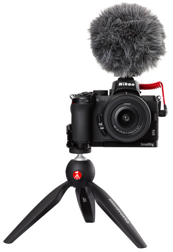 Nikon Z50 Vlogger Kit Main Image