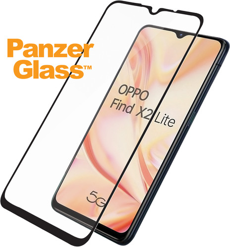 PanzerGlass Case Friendly OPPO Find X2 Lite / A91 Screenprotector Glas Main Image