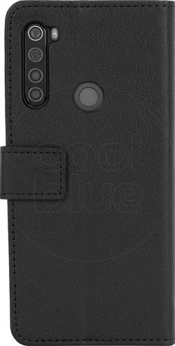 Just in Case Wallet Xiaomi Redmi Note 8T Book Case Zwart Main Image