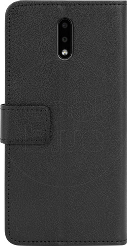 Just in Case Wallet Nokia 2.3 Book Case Black Main Image