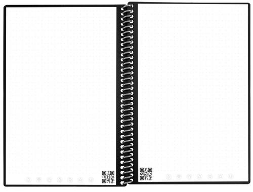 Rocketbook Fusion Letter (A4) Black Main Image