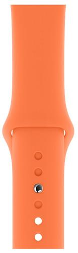 Apple Watch 38/40mm Silicone Watch Strap Sport Vitamin C Main Image