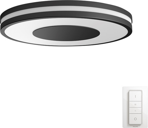 Philips Hue Being plafondlamp White Ambiance  Zwart Main Image