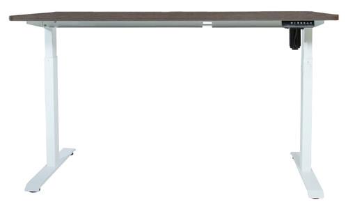 Clickio HVE Desk 120x60 Wenge/White Main Image
