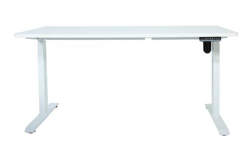 Clickio HVE Desk 120x60 White/White Main Image