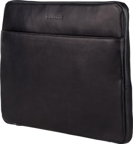 "Burkely Rain Riley Laptop Sleeve 15.6"" Zwart Main Image"