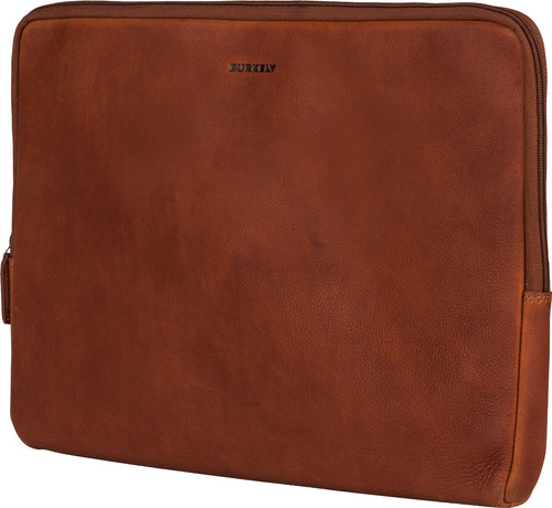 Burkely Antique Avery Laptop Sleeve 15.6'' Cognac Main Image