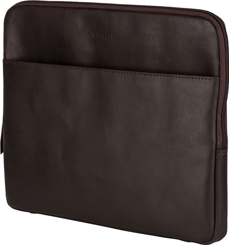 "Burkely Fundamentals Vintage Robin Laptop Sleeve 13.3"" Bruin Main Image"