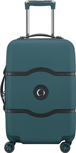 Delsey Châtelet Air Cabin Size Spinner 55cm Petrol Main Image