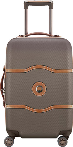 Delsey Châtelet Air Cabin Size Spinner 55cm Chocolate Main Image