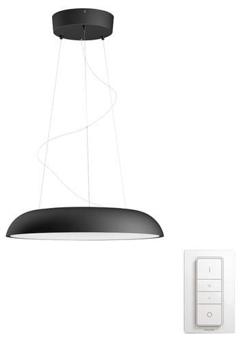 Philips Hue Amaze Pendant Lamp White Ambiance Black Main Image