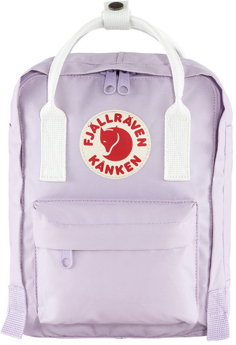 Fjällräven Kånken Mini Pastel Lavender-Cool White 7L - Children's Backpack Main Image