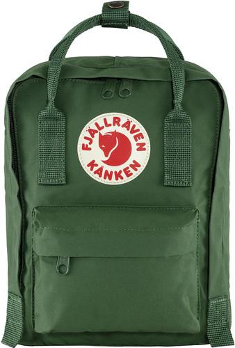 Fjällräven Kånken Mini Spruce Green 7L - Children's Backpack Main Image