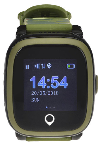 Spotter GPS Watch - Army Green Main Image