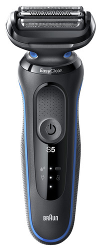 Braun Series 5 50-B1000s Blue Main Image