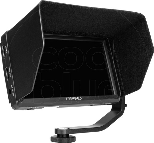 Feelworld 5,5 Inch 4K S55 FW572 HDMI Monitor Main Image