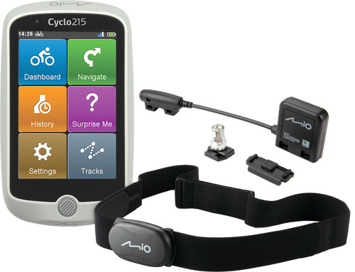 Mio Cyclo 215HC Main Image
