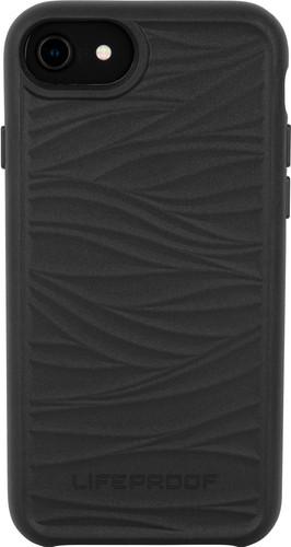 LifeProof WAKE Apple iPhone SE 2 / 8 / 7 / 6 / 6s Back Cover Zwart Main Image
