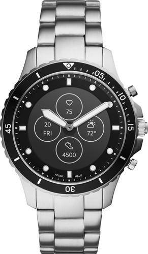 Fossil FB-01 Hybrid HR Smartwatch FTW7016 Zilver Main Image