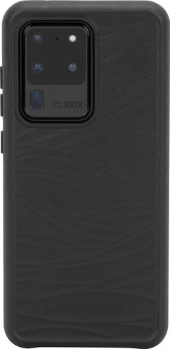 LifeProof WAKE Samsung Galaxy S20 Ultra Back Cover Black Main Image