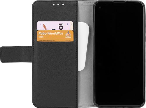 Second Chance Just in Case Wallet Motorola Moto G8 Power Book Case Black Main Image
