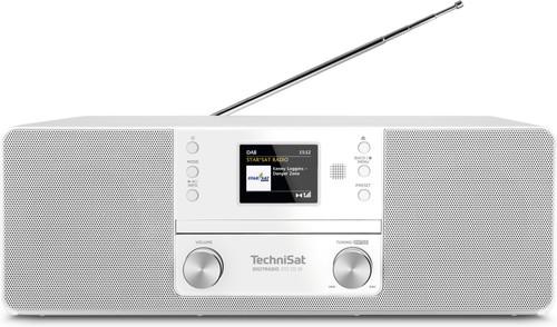 TechniSat DigitRadio 370 CD IR Wit Main Image