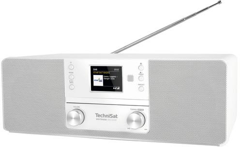TechniSat DigitRadio 370 CD BT White Main Image