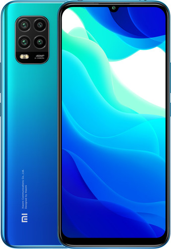 Xiaomi Mi 10 Lite 128GB Blue 5G Main Image