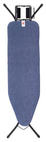 Brabantia Strijkplank B 124 x 38 cm Denim Blue met strijkijzerhouder Main Image