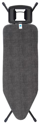 Brabantia Ironing Board C 124x45cm Denim Black with Solid iron Holder Main Image