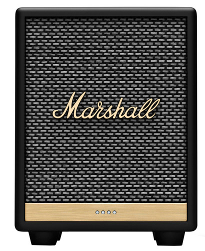 Marshall Uxbridge Google Voice Assistant Black Main Image