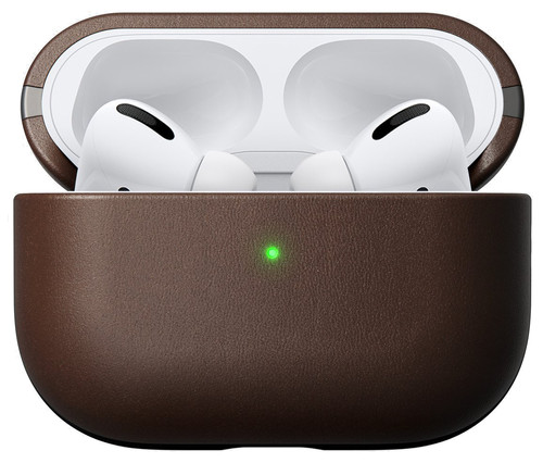 Nomad AirPods Pro Cover Brown Main Image