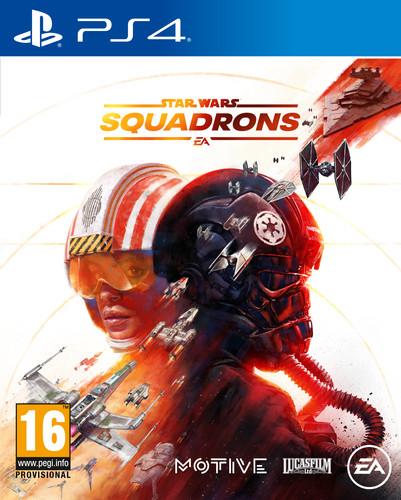 Star Wars: Squadrons (PS4) Main Image
