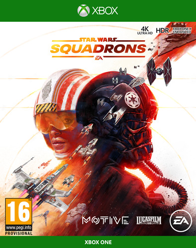Star Wars: Squadrons (Xbox One) Main Image