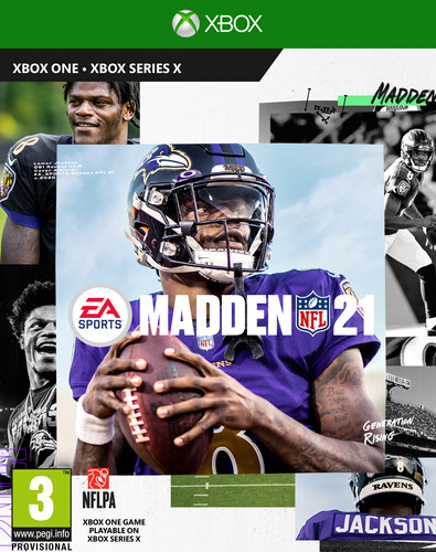 Madden NFL 21 Xbox One & Xbox Series X Main Image