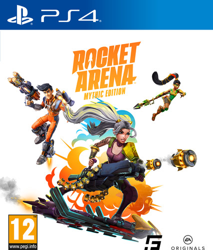 Rocket Arena: Mythic Edition PS4 Main Image