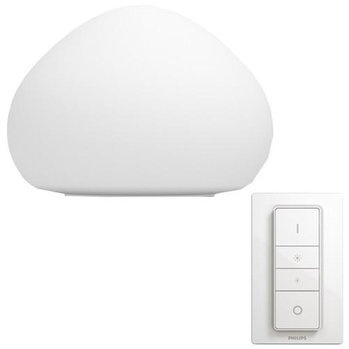 Philips Hue Wellner Table Lamp White Ambiance White Main Image