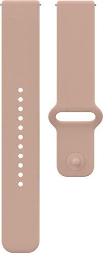 Polar Silicone Strap Pink S/L 20mm Main Image
