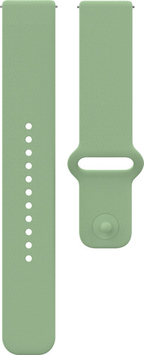 Polar Silicone Strap Mint Green S/L 20mm Main Image
