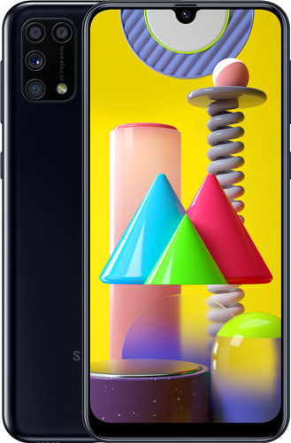 Samsung Galaxy M31 64GB Black Main Image