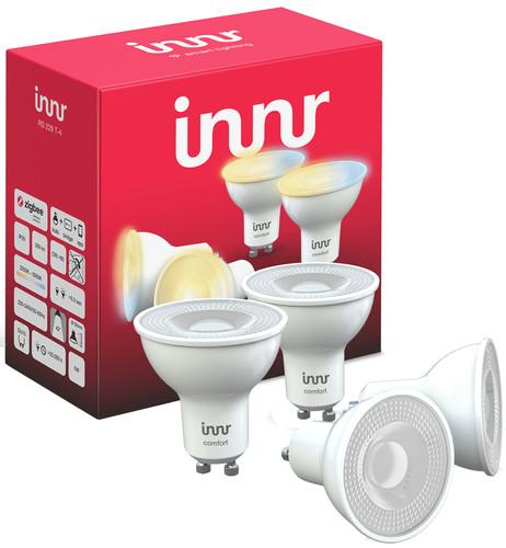 Innr Comfort White GU10 Spot 4-Pack RS 229-4 Main Image