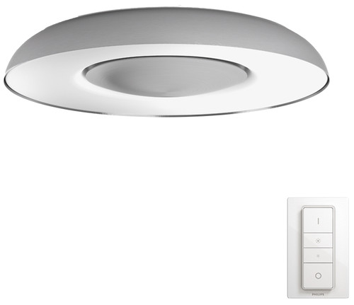 Philips Hue Still Ceiling Lamp White Ambiance Aluminum Main Image